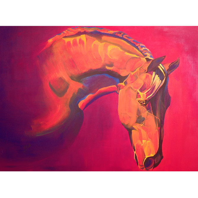 RETRATO DE UN SUEÑO Óleo sobre lienzo 60 x 89 cm