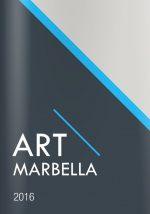 portada catálogo ART MARBELLA 16