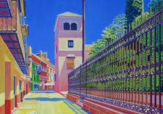 HACIA-EL-MUSEO-PICASSO