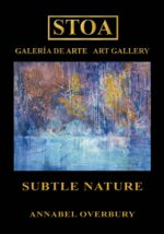 PORTADA CATALOGO SUBTLE NATURE- ANNABEL OVERBURY